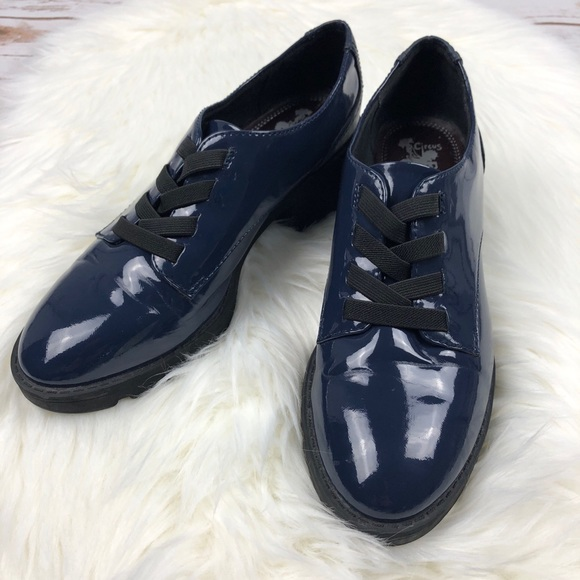 fb9a94e6445 Circus by Sam Edelman Shoes - Circus by Sam Edelman Darien Patent Oxford  Shoes